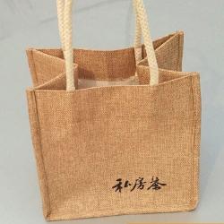 天津细麻布袋手提袋