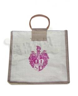 天津麻布购物袋